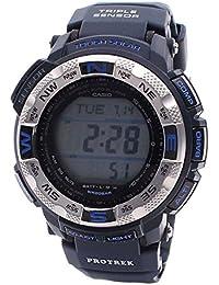 Casio De los hombres Watch PROTREK Tough Solar Reloj PRG-260-2D
