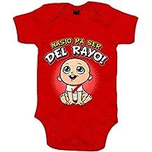 Body bebé nacido para ser del Rayo Vallecano fútbol