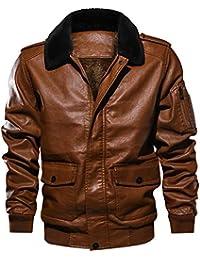 Cappotti Amazon it Offerte Giacche Uomo Abbigliamento Marrone E XqTvq7fxzw