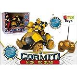 IMC TOYS 620017 - Gormiti. Coche R/C Gormiti Tierra (T.V.)