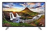 Telefunken D43U297X4CW 110 cm (43 Zoll) Fernseher (4K Ultra HD, Triple Tuner, Smart TV)