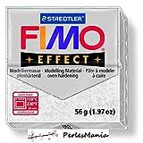 1 pan de 56 g de pasta FIMO polímero 8020-052 EFFECT, diseño de delfín