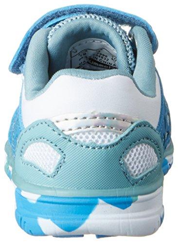 Hummel Crosslite Infant, Chaussures de Fitness Mixte Enfant Bleu (Cendre Blue)