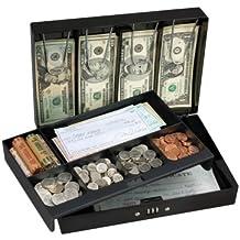 Master Lock 7147EURD - Caja de seguridad (acero) color negro