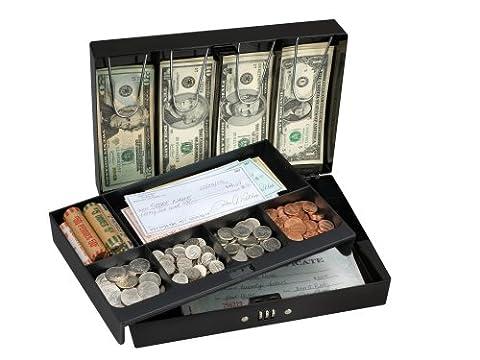 Master Lock 7147EURD Caisse à Monnaie avec Un Verrou à Combinaison