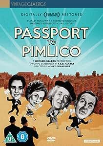 Passport To Pimlico [DVD] [1949]