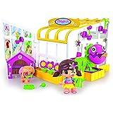 Pinypon - Playset cabaña de mascotas (Famosa 700012739)