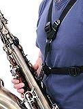 DIMAVERY Sassofono collo-cintura