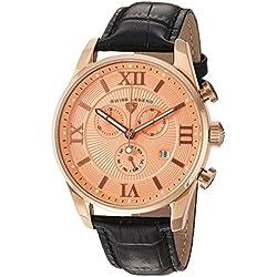 Reloj - Swiss Legend - Para Hombre - 22011-RG-09-RA-BLK