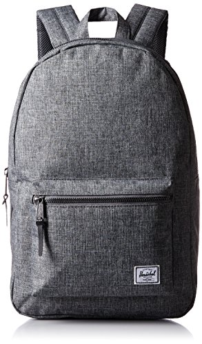 herschel-supply-company-ss16-casual-daypack-23-liters-raven-crosshatch