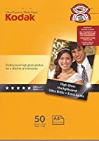 Kodak Ultra Premium Photo Paper A4 280g/m2 50 sheets 5740-086 by Kodak