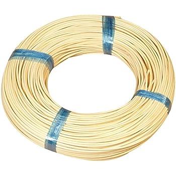 Moelle de rotin naturelle Ø 5 mm - 250g - Graines créatives