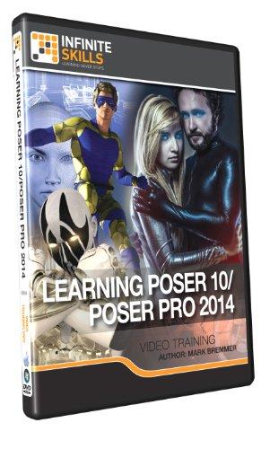 Learning Poser 10/Poser Pro 2014 Training DVD (PC/Mac) Test