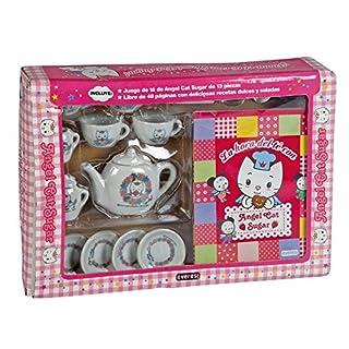 La hora del té con Angel Cat Sugar (Libros singulares)