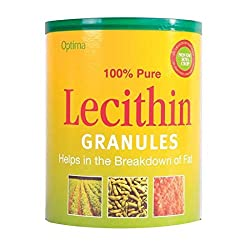 Optima | Lecithin Granules | 5 X 250g