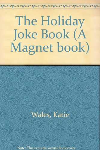 The holiday joke book