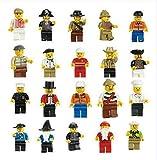 Generic Men People Minifigures Toy (Lot ...