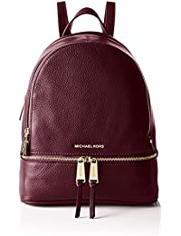 Michael Kors Rhea Zip Md Back Pack - Mochila Mujer