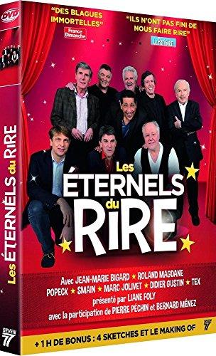 Les Eternels du rire : Le best of