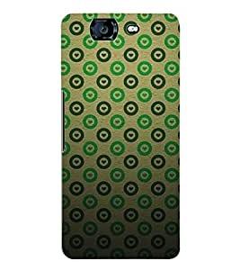 Fuson 3D Printed Design Pattern Designer Back Case Cover for Micromax Canvas Knight A350 - D600