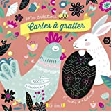 Cartes à gratter - Pâques