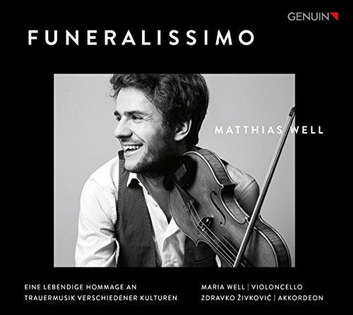 Funeralissimo: Eine lebendige Hommage an Trauermusik verschiedener Kulturen