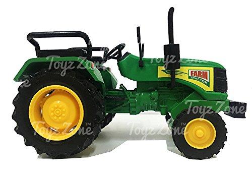 Toyz zone Farm Tractor Popular Series - Green