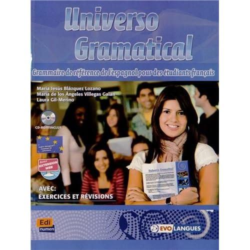 Universo Gramatical Versión francesa + ELEteca Access