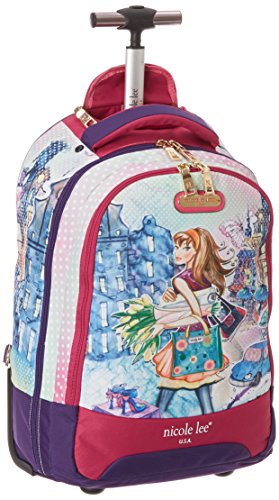 nicole-lee-leona-21-inch-rolling-backpack-with-laptop-compartment-tulip-girl-one-size