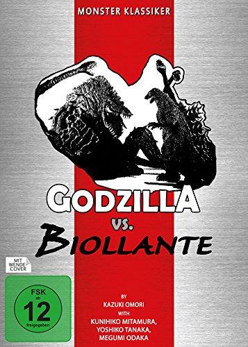 Godzilla vs. Biollante [Monster Klassiker]