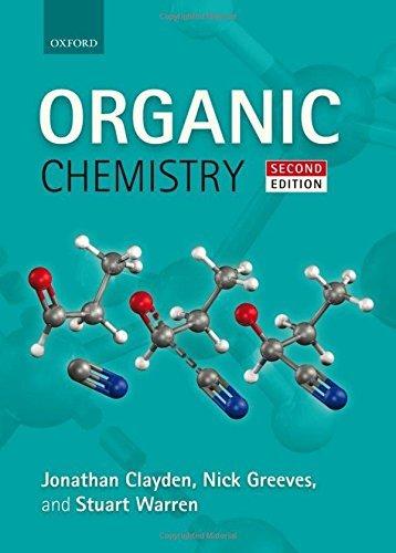 Organic Chemistry by Jonathan Clayden (2012-05-04)