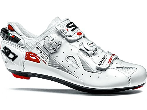 Scarpe strada Ergo4Mega Ciclismo Sidi, bianco, 44
