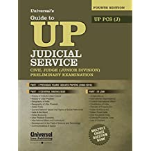 Universal's Guide to UP Judicial Service Civil Judge (Junior Division) Preliminary Examination