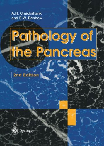 PATHOLOGY OF THE PANCREAS 2ND EDITION