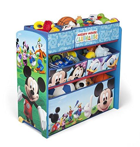 Zoom IMG-1 disney cassettiera organizer giocattoli in