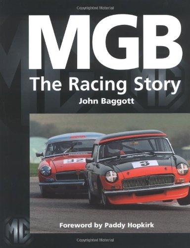 MGB: The Racing Story por John Baggott