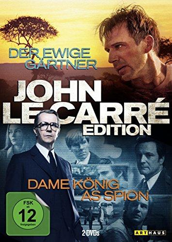 John le Carré Edition: Der ewige Gärtner/Dame König As Spion [2 DVDs]