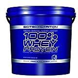 Scitec Nutrition 100 % Whey Protein weiße-Schokolade 5000 g