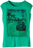 TOM TAILOR Kids - tee with love/403 - T-Shirt Fille