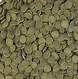 Wohnkult Hausmarke Mini Wafers Spirulina Color und Mix für alle Corydoras u. Bodenbewohner Krebse Garnelen UVM. TOP Futter Fischfutter (500 ml Spirulina)