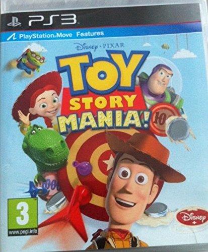 Toy Story Mania Disney Pixar Playstation 3 / Ps3