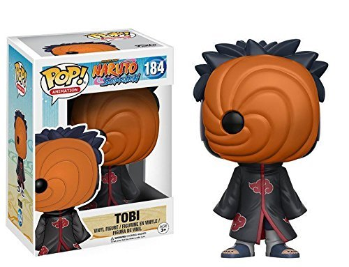 Funko POP! Naruto: Tobi + Naruto (Rasengan) - Anime...