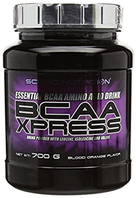 Scitec Nutrition BCAA Xpress Amino Acid Powder - 700g, Blood Orange by Scitec Nutrition