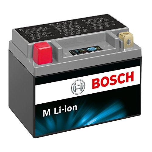 BOSCH 0986122610 Motorradbatterie Li-ion LTX12-BS 3.5 mAh/210 A