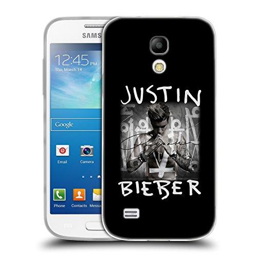 Offizielle Justin Bieber Albumcover Purpose Soft Gel Hülle für Samsung Galaxy S4 mini I9190 (Justin Bieber Samsung Galaxy S4)