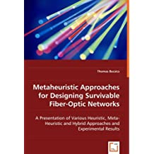 Metaheuristic Approaches for Designing Survivable Fiber-Optic Networks: A Presentation of Various Heuristic, Meta-Heuristic and Hybrid Approaches and Experimental Results