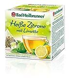 Bad Heilbrunner - Heiße Zitrone Früchtetee - (1 x 15 Beutel), 37,5 g