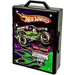 Hot Wheels Monster Jam Truck Case by Hot Wheels