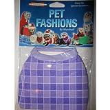 Marshall Ferret Chihuahua T-Shirt für 3–5lbs Haustiere–Violett