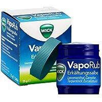 WICK VapoRub Erkältungssalbe 25 g preisvergleich bei billige-tabletten.eu
